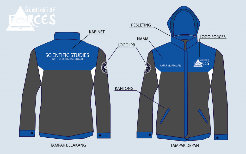 jaket forces 4
